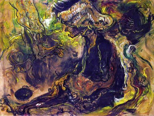 Indonesian Visual Art Archive | Karya-Karya Affandi